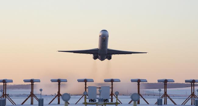 Verspätungen bei Flügen