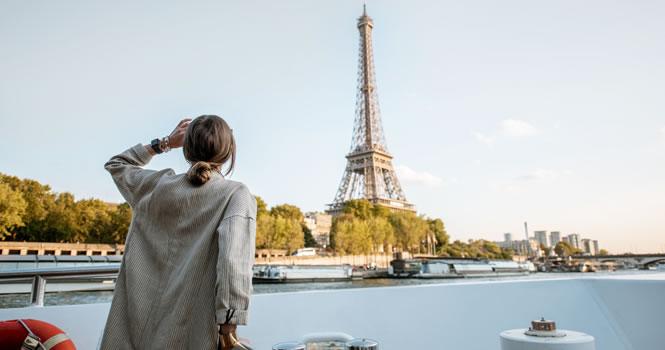 Flusskreuzfahrt in Paris