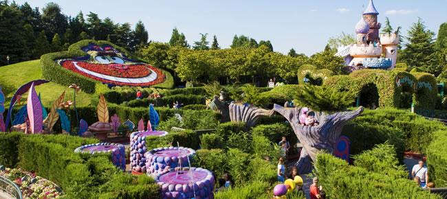 Fantasyland im Disneyland Paris