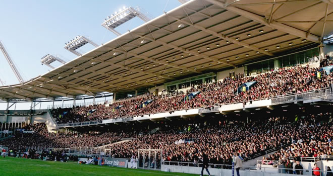 Toulouse - Stadium Municipal