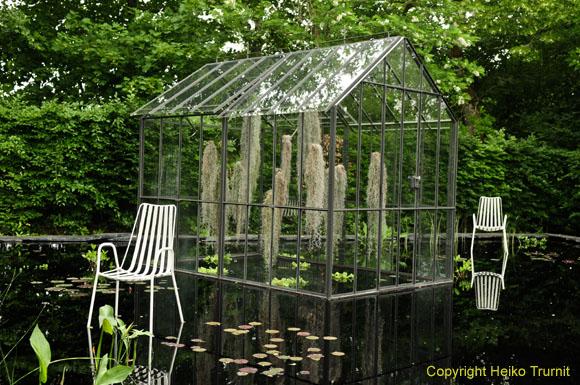 Internationales Gartenfestival von April bis Oktober 2010 im Schloss Chaumont-sur-Loire. Unterschiedlichste Pflanzenwelten erwarten Sie hier.
