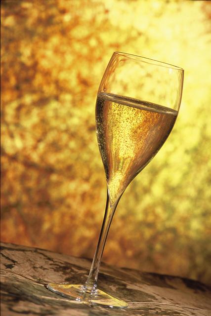 Der Geschmack lädt zu einer Champagner Probe ein.
