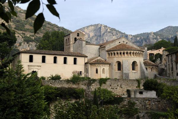 Abbeye de Gellone/ St. Guilhem le Désert/ L'Herault