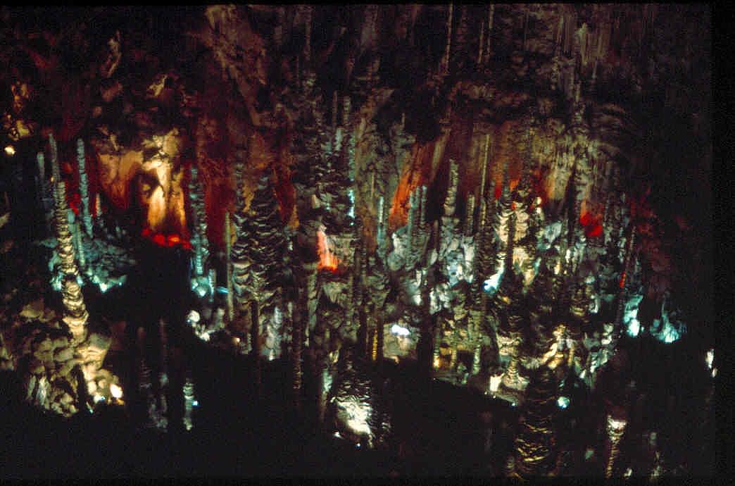 Aven Armand ist eine Karsthöhle auf der Causse Méjean in Lozère, Frankreich. Der Name der Höhle stammt von seinem Entdecker Aven Armand