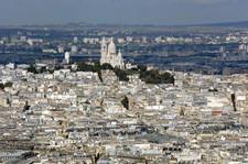 Der Hügel Montmartre