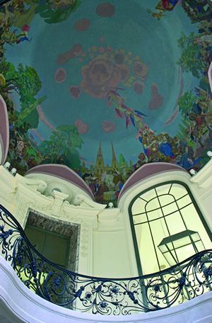 Das Petit Palais ist ein ehemaliger Ausstellungspavillon in Paris. Heute ist es ein städtisches Museum der schönen Künste
