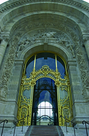 Das Petit Palais ist ein ehemaliger Ausstellungspavillon in Paris. Heute ist es das städtische Museum der schönen Künste