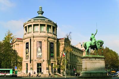 Das Museum Guimet in Paris ist ein staatliches Museum asiatischer Künste. Ein Hauch fernöstliche Zivilisation in Paris.