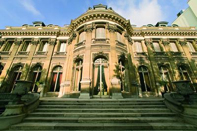 Das Musée Jacquemart André liegt im  8. Arrondissement in Paris. Das Museum verfügt über eine bedeutende Sammlung von altitalienischen Meisterwerken