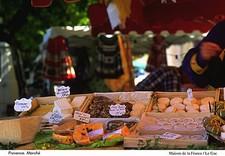 Wochenmarkt in der Provence