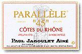 Cotes Rhone Parallele