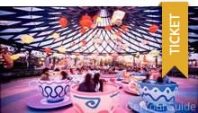 Tickets für Disneyland Paris