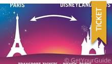 Zugreise zum Disneyland Paris inkl. Tickets