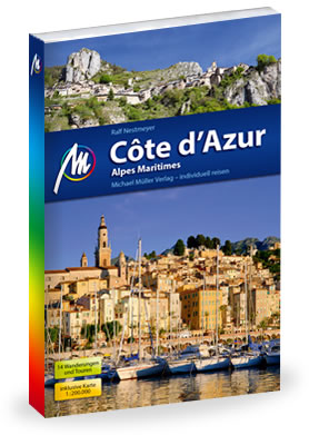 Reiseführer côte d'Azur