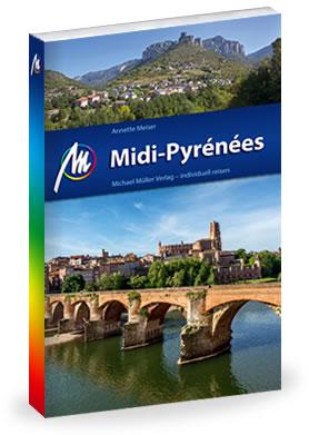 Reiseführer Midi-Pyrénées