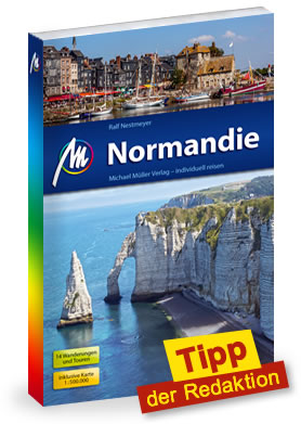 Reiseführer Normandie