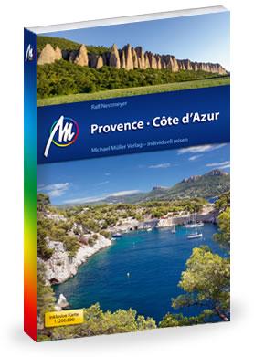 Reiseführer Provence und Côte d'Azur