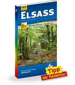 Reiseführer Wandern Elsass