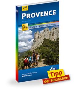 Reiseführer Wandern Haute Provence