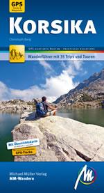 Reiseführer Wandern Korsika