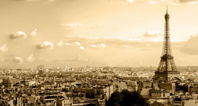Ein Wochenende in Paris