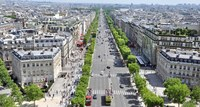 Touristikboom in Frankreich, Champs-Élysées in Paris