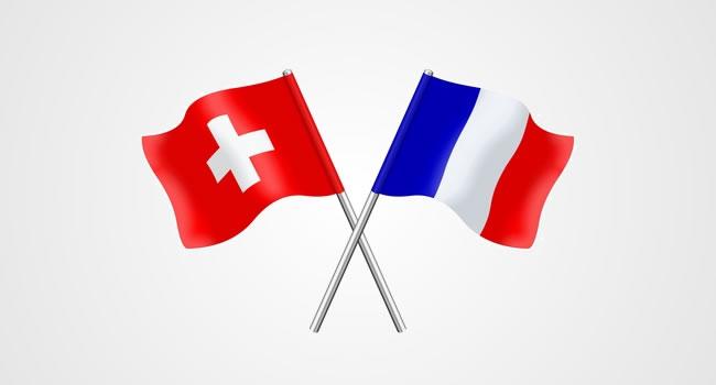 Frankreich und die Schweiz