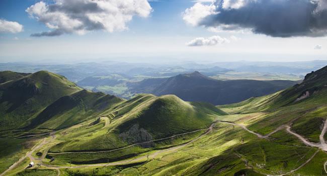 Urlaub Auvergne, das Land der Vulkane