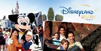 Abenteuer im Disneyland Paris