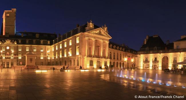 Sehenswürdigkeiten in Dijon
