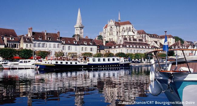 Sehenswerte Städte Burgund