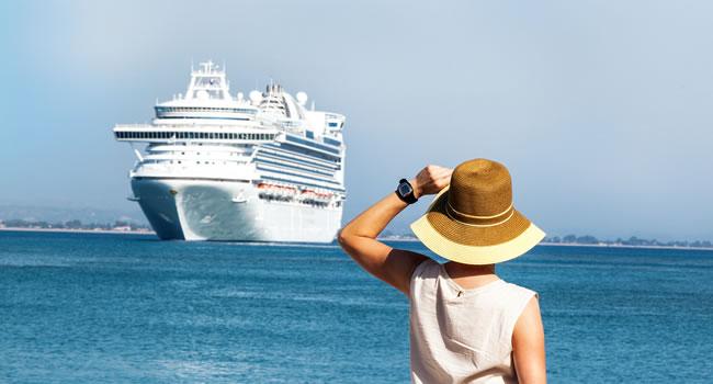 Urlaub an der Côte d'Azur auf einem Kreuzfahrtschiff
