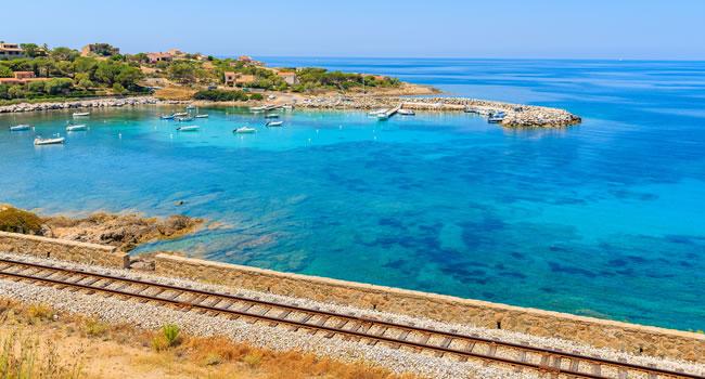 Bahnstrecke Korsika