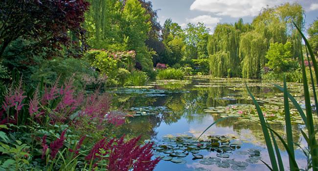 Garten von Claude Monet, Giverny
