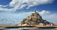 Der Mont Saint-Michel