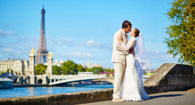 Heiraten in Paris