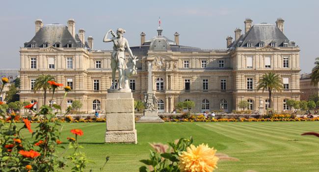 Jardin du Luxembourg  u2014 Frankreich Inf