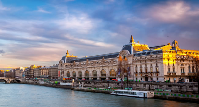 Museum d'Orsay in Paris