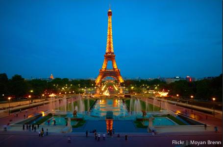 Paris für Sparfüchse