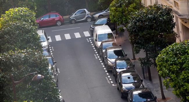 Parkmöglichkeiten in Paris