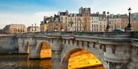 Die Brücke Pont Neuf in Paris