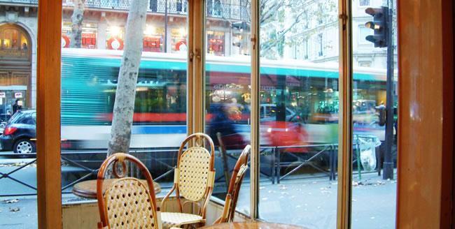 Boulevard Saint-Michel im Quartier Latin