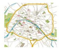 Stadtteile von Paris