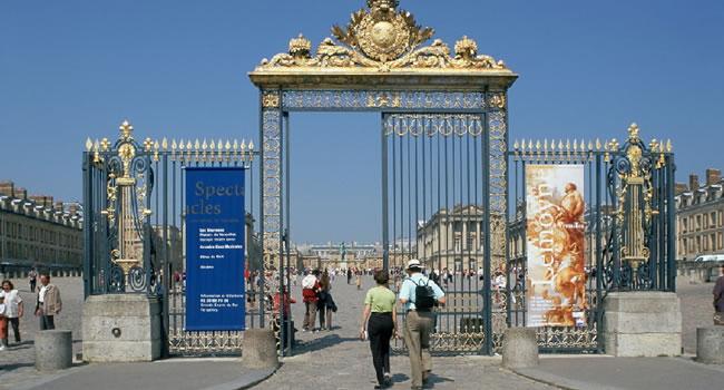 Das Château de Versailles