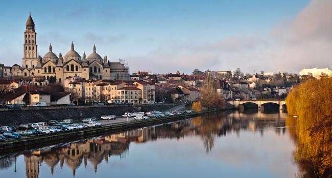 Die Hauptstadt Périgueux