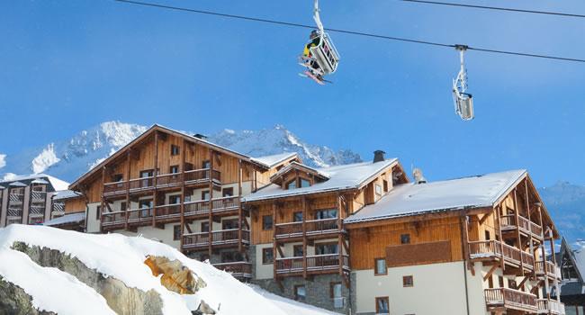 Partywoche in den französischen Alpen