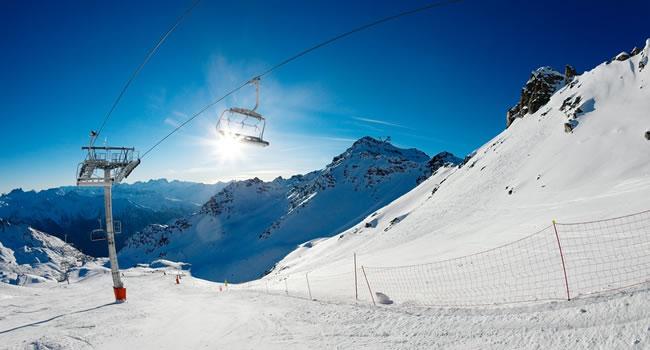 Die Skigebiete in Frankreich
