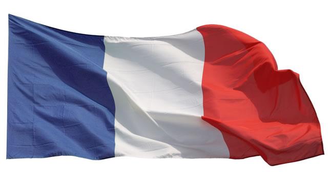 Französische Flagge — Frankreich-Info.de