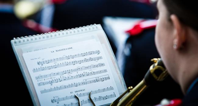 Französische Nationalhymne - La Marseillaise