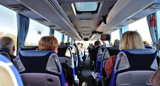 Fernbus-Reisen in und nach Frankreich
